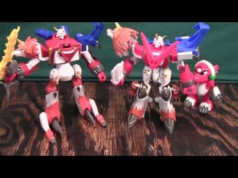 Digimon Xros Wars Dorulumon And Shoutmon X4 Review (digimon Fusion X3) video
