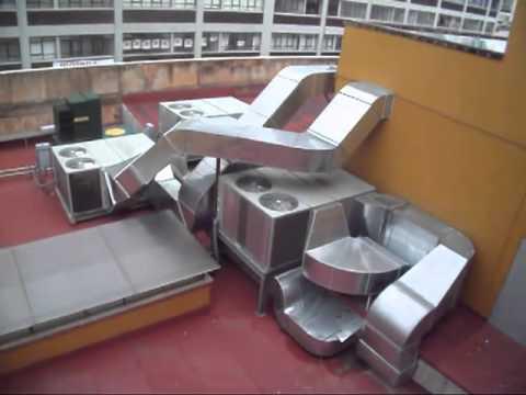 Forro Para Ductos Aire Acondicionado Ductos de Aire Acondicionado