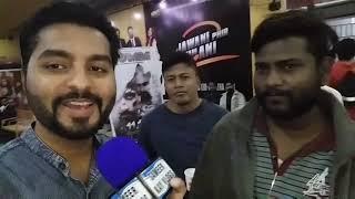KGF in Pakistan Public Reaction Inside Theatre  Watching KGF 2nd Time KGF Pakistani Public Reaction