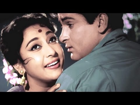 Mujhe Kitna Pyaar Hai, Lata Mangeshkar, Mohammed Rafi, Dil Tera Deewana, Romantic Song In Colour video