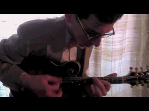 Jazz Mandolin Chord Melody: Aaron Weinstein plays