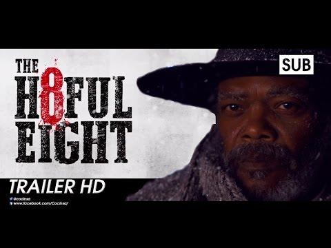The Hateful Eight Trailer Subtitulado en HD