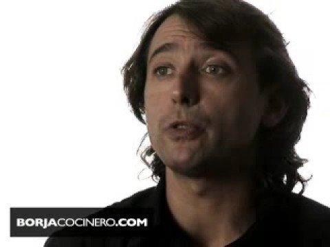 Arroz Negro con Calamares / borjacocinero.com