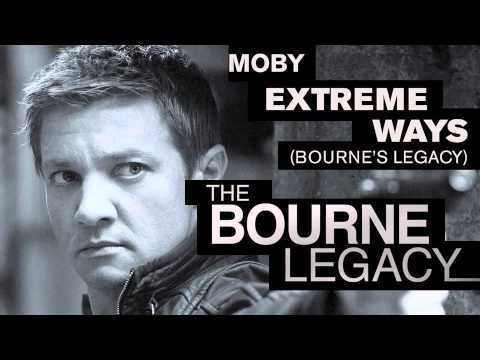 Bourne Legacy theme music: Extreme Ways (Bourne&#039;s Legacy) by Moby