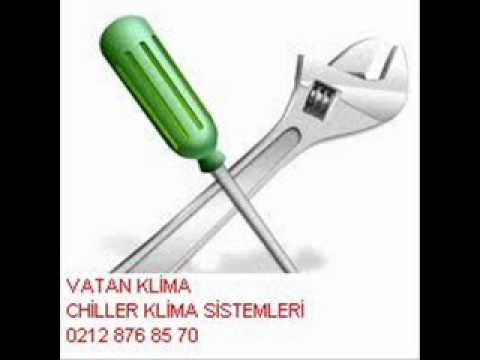 Chiller klima servisi 0212 876 85 70