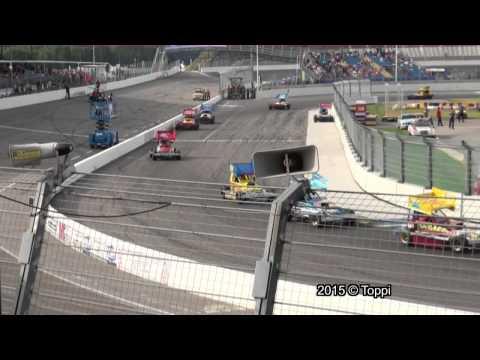 Raceway Venray 28-06-2015 Stockcar F1 Finale + Huldiging (16'35)