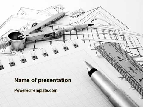 Template Scale Drawing Scale Drawing Powerpoint