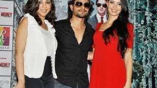 Kunal Khemu, Amrita Puri and Mia Uyeda talk about 'Blood Money'