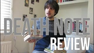 Death Note by Ohba & Obata REVIEW