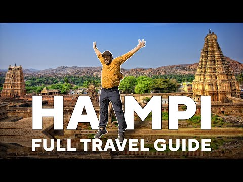 HAMPI - The Vlog You Need To Watch!