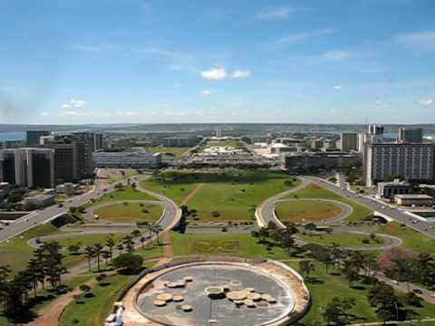 Panoramic View of Brasilia: Meshika in Brazil