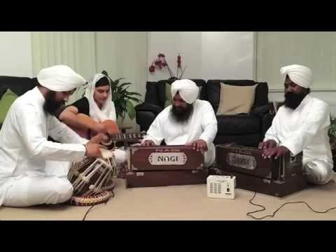 Raam Ras Piyaa Re - Bhai Harcharan Singh Ji Khalsa (hazoori Ragi Sri Darbar Sahib) Coventry Uk video