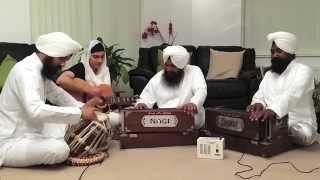 Raam Ras Piya Re  Bhai Harcharan Singh Ji Khalsa Hazoori Ragi Darbar Sahib  Kirtan  Spiritual