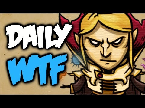 Dota 2 Daily WTF - How To Sunstrike