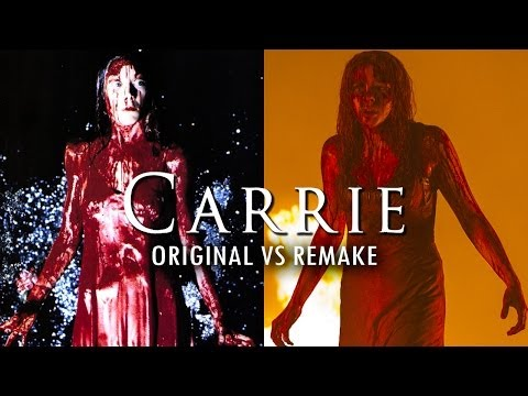 'Carrie' (1976-2013) - Original Vs Remake -