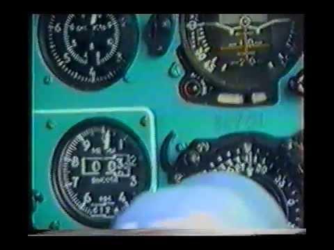 Посадка Ил-76 в г.Кабул (Афганистан, 1989 год)