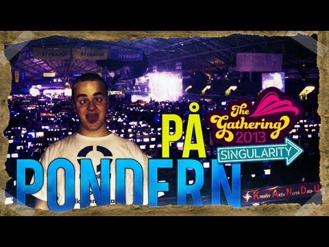 Pondern p The Gathering 2013