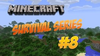 Minecraft Survival Series: Ep.8 Lost In The Nether