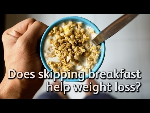Does skipping breakfast help weight loss?