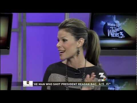 JAMIE LITTLE - 33 - DAN WHELDON'S CRASH / DEATH - DISCUSSION - LOCAL TV - 12-2-11
