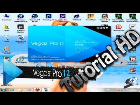 Como Baixar Sony Vegas Pro 12 + Ativação Completo (Tutorial HD)