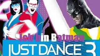 Just Dance 3 (funny) - Ich Bin Batman