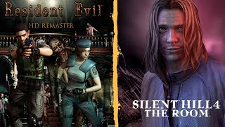 Resident Evil 1 Hd - Speedrun + Silent Hill 4: The Room - En Español