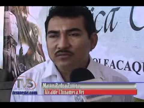 TVS Noticias.- Cambios en el Municipio de Chinameca, Veracruz