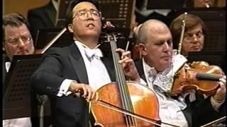 Elgar Cello Concerto Cello Yo Yo Ma 1994