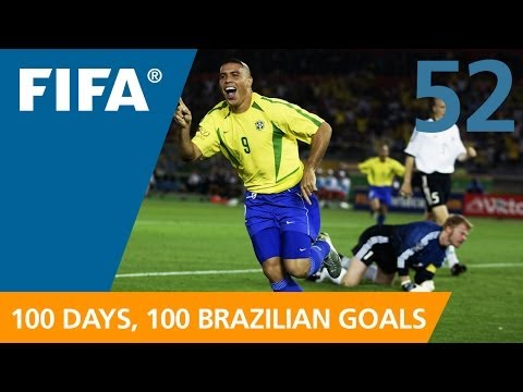 52 days to GO-AL! Ronaldo (Korea/Japan 2002)
