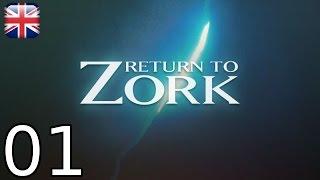 Return to Zork - [01/07] - English Walkthrough