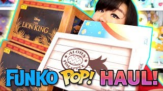 Funko Pop Hunting & Unboxing Haul!