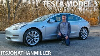 IS THE TESLA MODEL 3 THE BEST DAILY DRIVER?