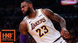 Los Angeles Lakers vs Atlanta Hawks Full Game Highlights | 11.11.2018, NBA Season