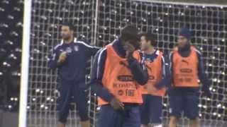 Mario Balotelli erneut Opfer von Rassismus | FIFA Fußball-Weltmeisterschaft 2014 Brasilien