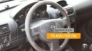 Opel Combo 1.7 CDTi Comfort 500 kg. (101pk) Boordcomputer/ Radio-CD/ CV-afstand/ Zij-schuifdeur rech