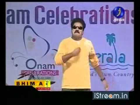 New Malayalam Comedy Stage Show 2009 (mallulive).wmv video