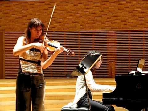 Равель, Морис - Соната для скрипки и фортепиано №2