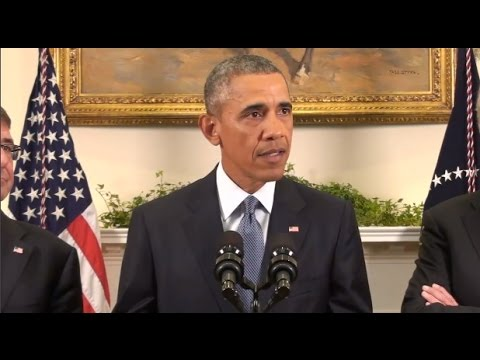 Obama Announces Afghanistan Troop Deployment Plans (Full Speech)