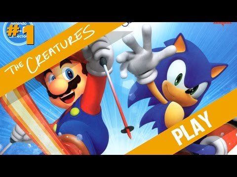 The Creatures Play: Mario & Sonic at the Olympic Winter Games (Part 1)