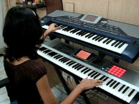 Atif Aslam - Aadat - Keyboard Instrumental Song by Smarnika