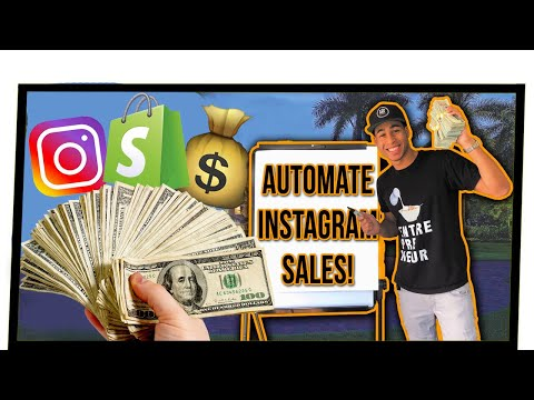 Start Making Money On Instagram W/ Shopify & Affiliate Marketing Today (NEW TOOL)