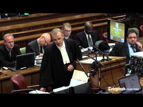 Oscar Pistorius appears to change defense under cross examination