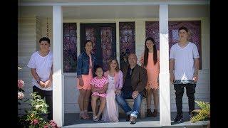 My Family's Journey    Grace Peseta