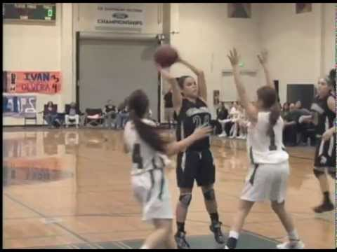 Orangewood Academy Girls Hoops State Playoff Game Highlights