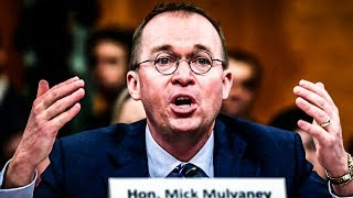Mick Mulvaney Scared Of His Own Agency's Power
