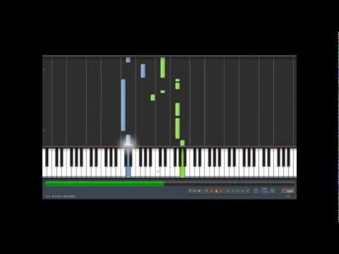 Carly Rae Jepsen - Call Me Maybe  Piano Synthesia video