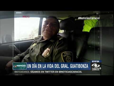 Mi perspectiva: así es el día a día del comandante de la Policía de Bogotá- 1 Diciembre 2014