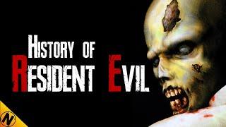 History of Resident Evil (1996 - 2019)