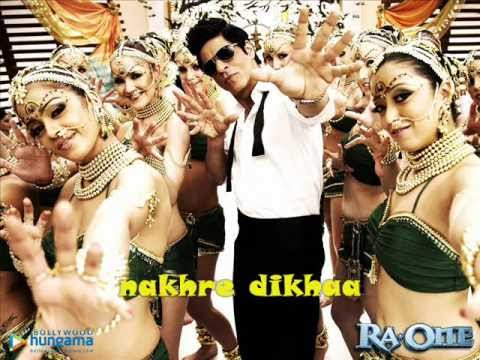 Chammak Challo Chipmunk Version with lyrics